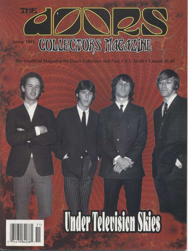 The Doors No. 4 Vol. 2