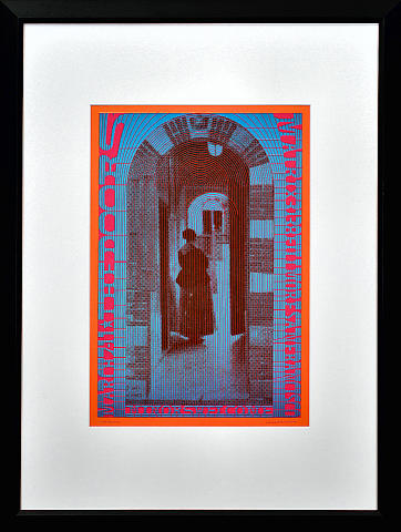 The Doors Framed Poster