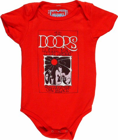 The Doors Infant Onesie