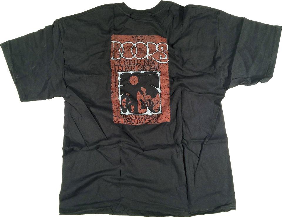 The Doors Men's T-Shirt reverse side