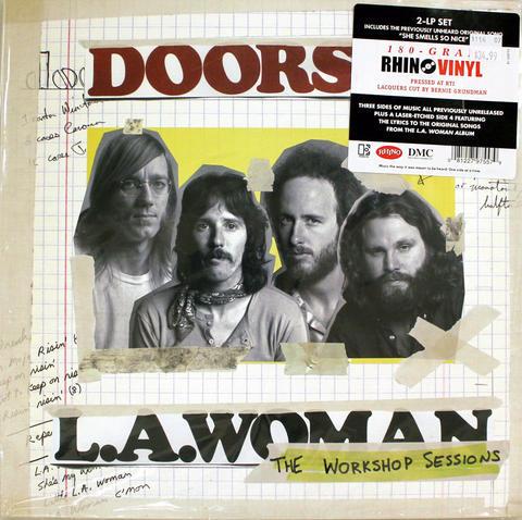 """The Doors Vinyl 12"""" (New)"""