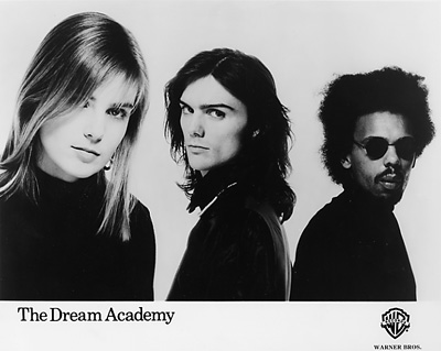 The Dream Academy Promo Print