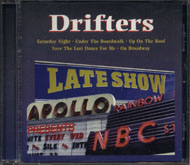 The Drifters CD