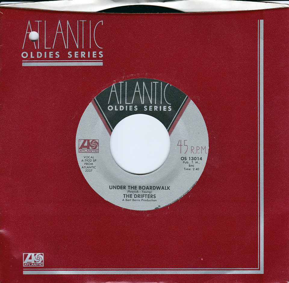 """The Drifters Vinyl 7"""" (Used)"""