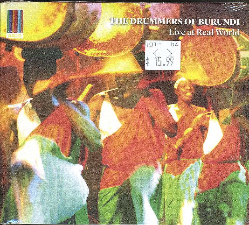 The Drummers of Burundi CD
