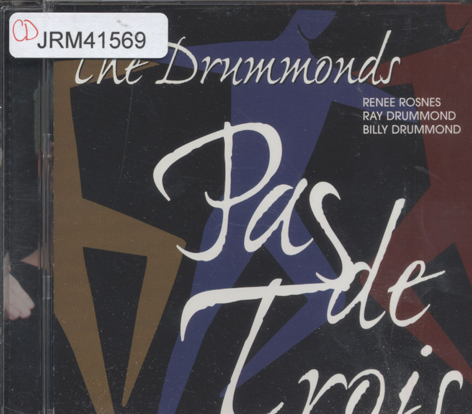 The Drummonds CD