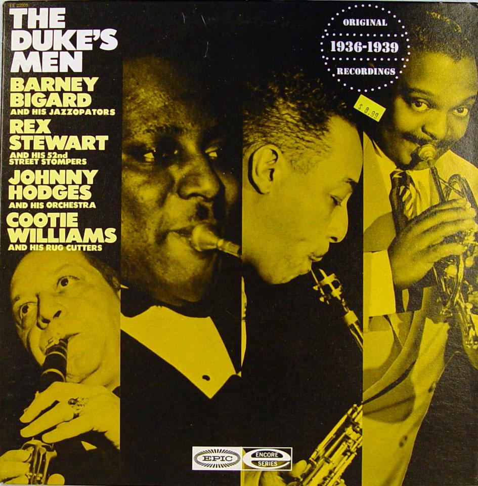 "The Duke's Men: Original 1936-1939 Recordings Vinyl 12"" (Used)"