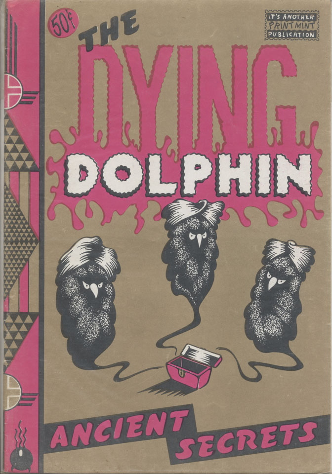 The Dying Dolphin Comic Book