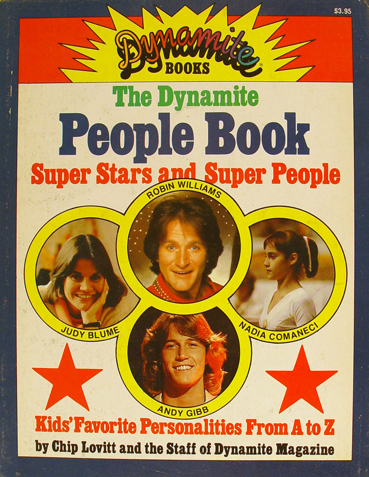 The Dynamite People Book Superstars And Super People