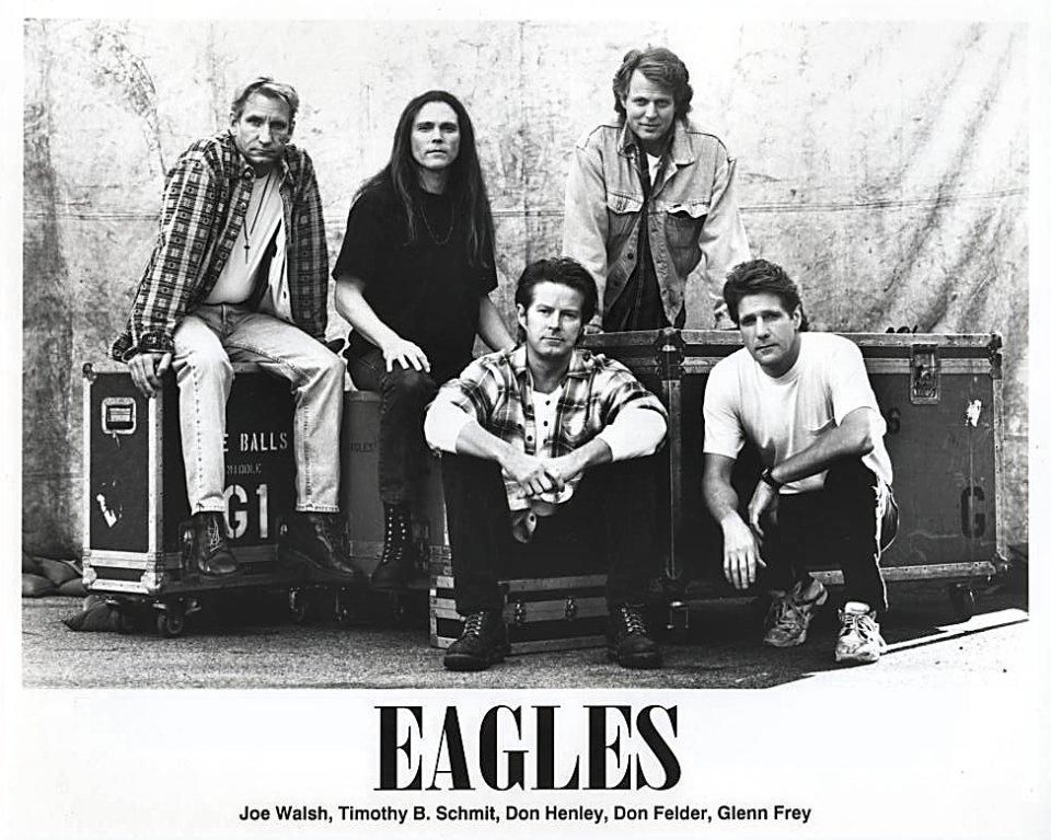 The Eagles Promo Print