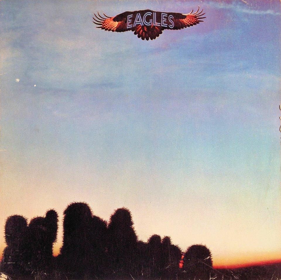 "The Eagles Vinyl 12"" (Used)"