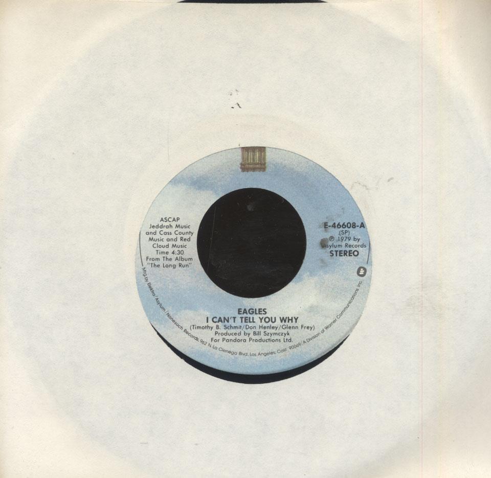 "The Eagles Vinyl 7"" (Used)"