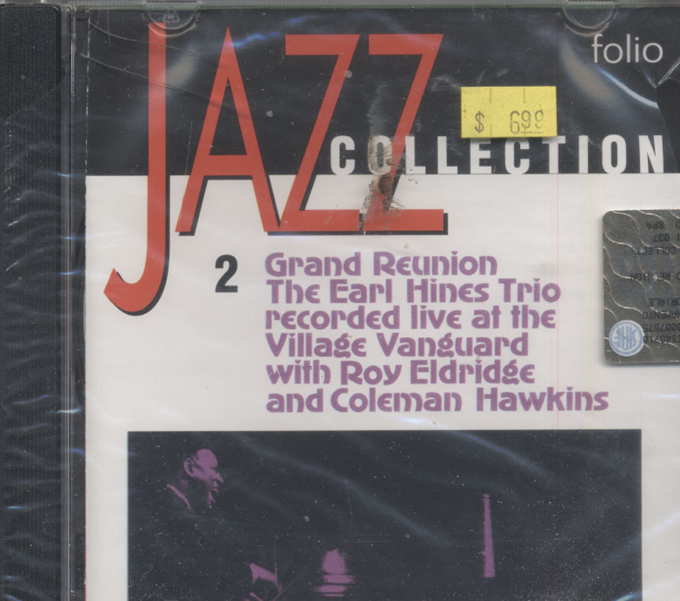 The Earl Hines Trio CD
