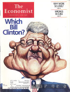 The Economist August 24, 1996 Magazine