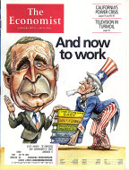 The Economist January 20, 2001 Magazine