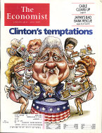 The Economist January 24, 1998 Magazine