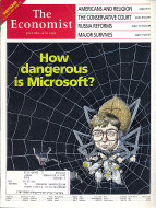 The Economist July 8, 1995 Magazine
