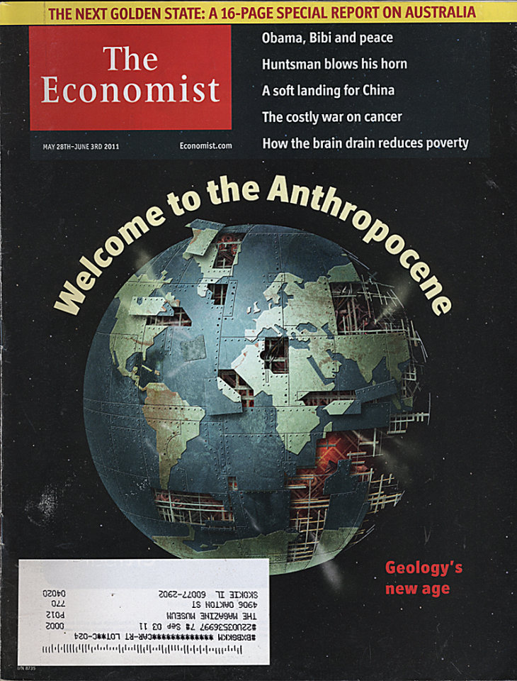 The Economist May 28, 2011
