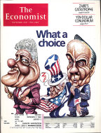 The Economist November 2, 1996 Magazine