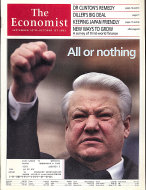 The Economist September 25, 1993 Magazine