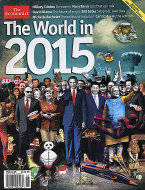 The Economist The World in 2015 Magazine