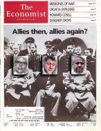 The Economist Vol. 335 No. 7913 Magazine