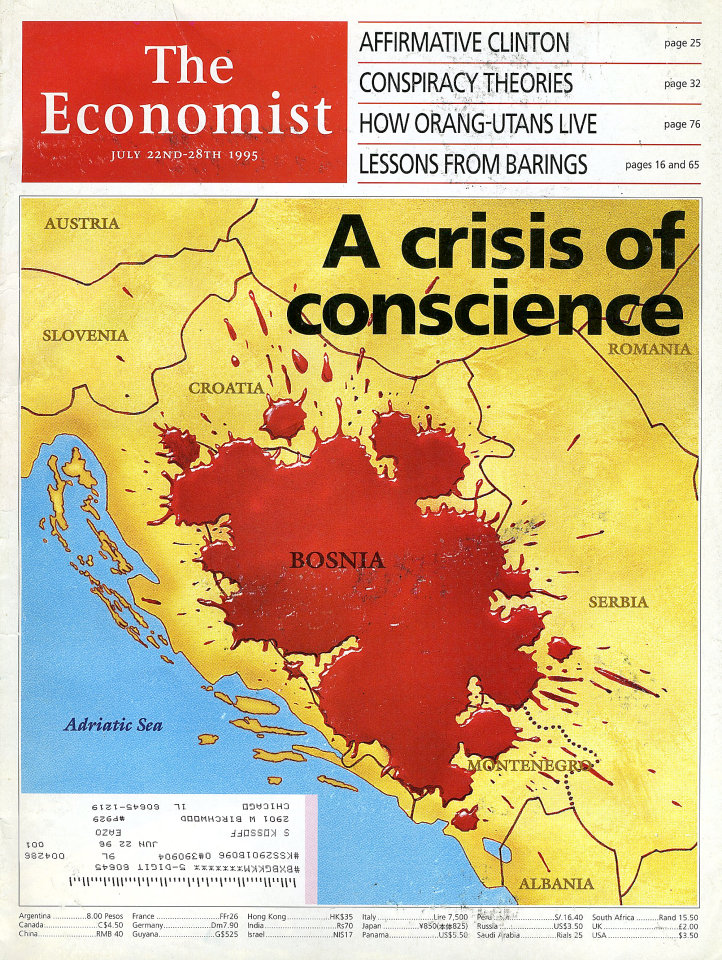 The Economist Vol. 336 No. 7924