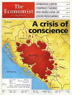 The Economist Vol. 336 No. 7924 Magazine