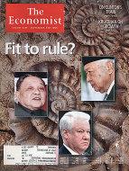 The Economist Vol. 340 No. 7981 Magazine