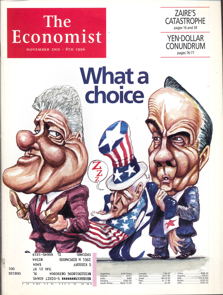 The Economist Vol. 341 No. 7990