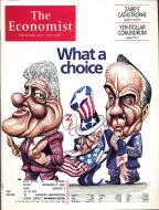 The Economist Vol. 341 No. 7990 Magazine