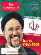 The Economist Vol. 344 No. 8028 Magazine