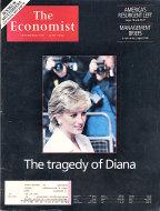 The Economist Vol. 344 No. 8033 Magazine