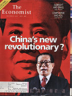 The Economist Vol. 344 No. 8034 Magazine