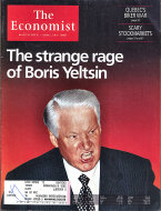 The Economist Vol. 346 No. 8061 Magazine