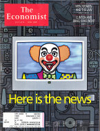 The Economist Vol. 348 No. 8075 Magazine