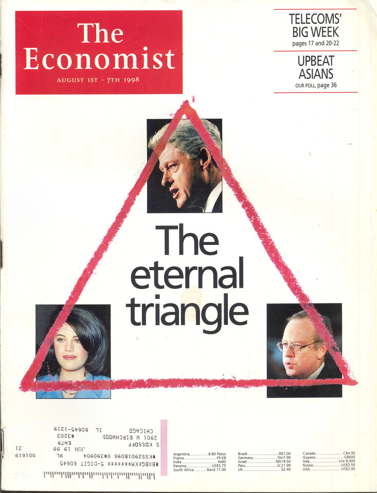 The Economist Vol. 348 No. 8079