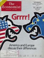 The Economist Vol. 350 No. 8110 Magazine