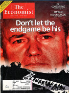 The Economist Vol. 351 No. 8114 Magazine