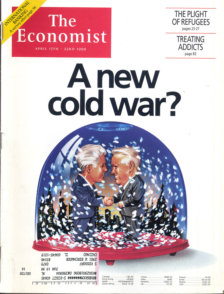 The Economist Vol. 351 No. 8115