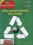 The Economist Vol. 353 No. 8140 Magazine