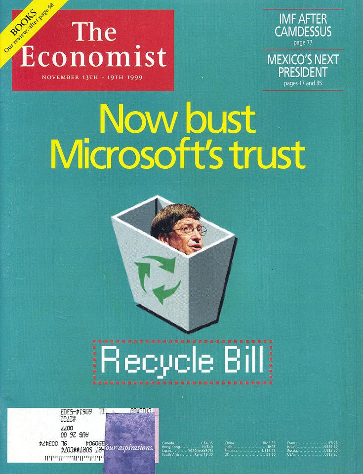 The Economist Vol. 353 No. 8145