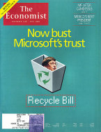 The Economist Vol. 353 No. 8145 Magazine