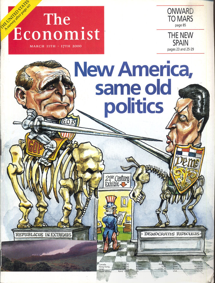 The Economist Vol. 354 No. 8161