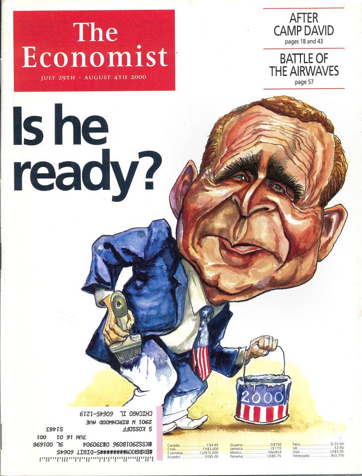 The Economist Vol. 356 No. 8181