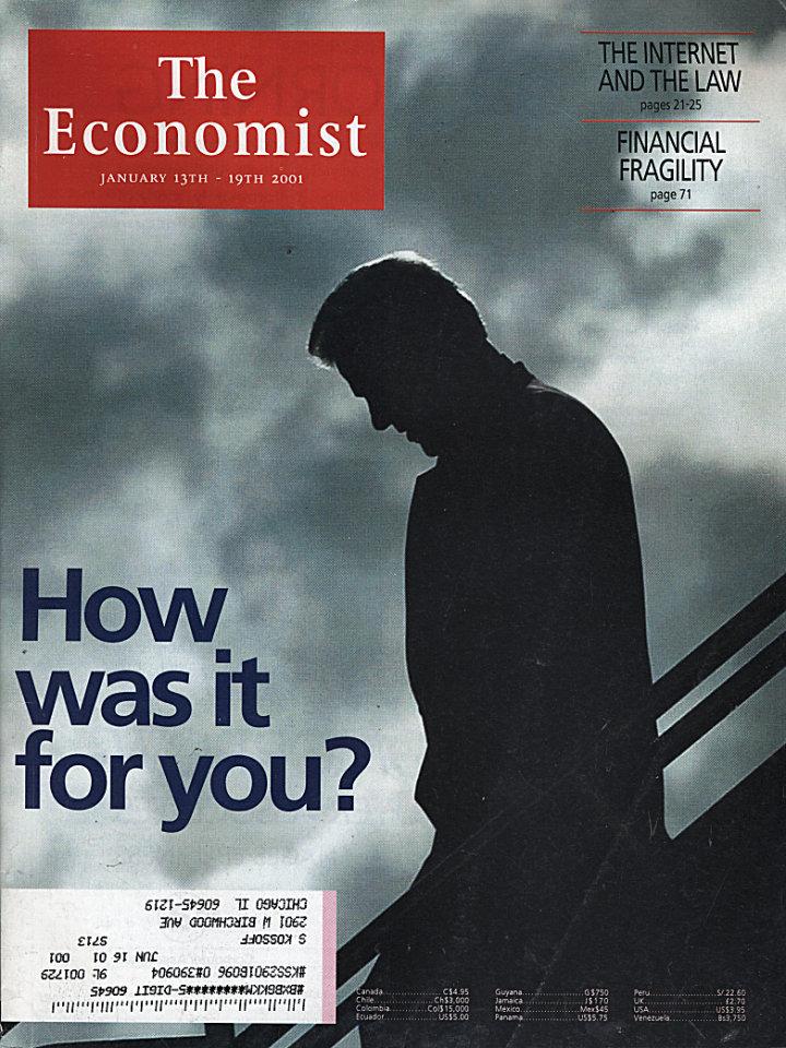 The Economist Vol. 358 No. 8204