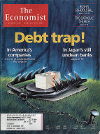 The Economist Vol. 358 No. 8206 Magazine