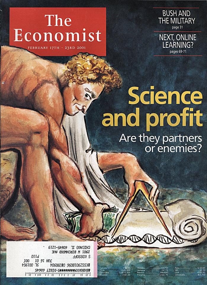 The Economist Vol. 358 No. 8209