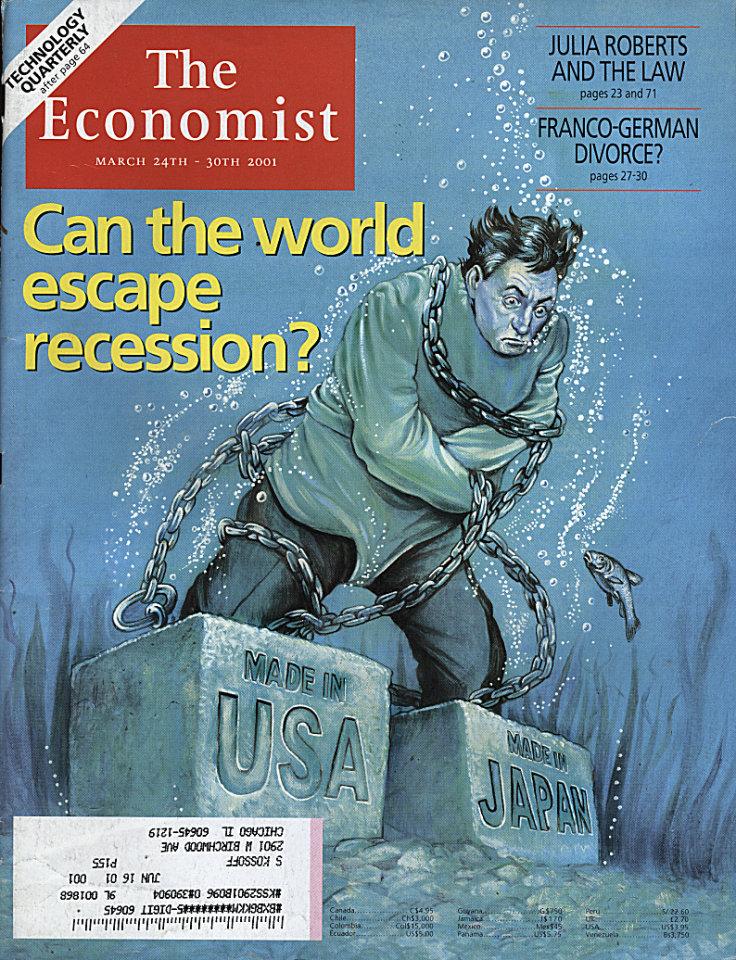 The Economist Vol. 358 No. 8214