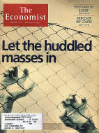 The Economist Vol. 358 No. 8215 Magazine